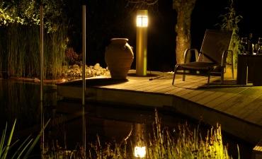 Galerie: Gartenlicht
